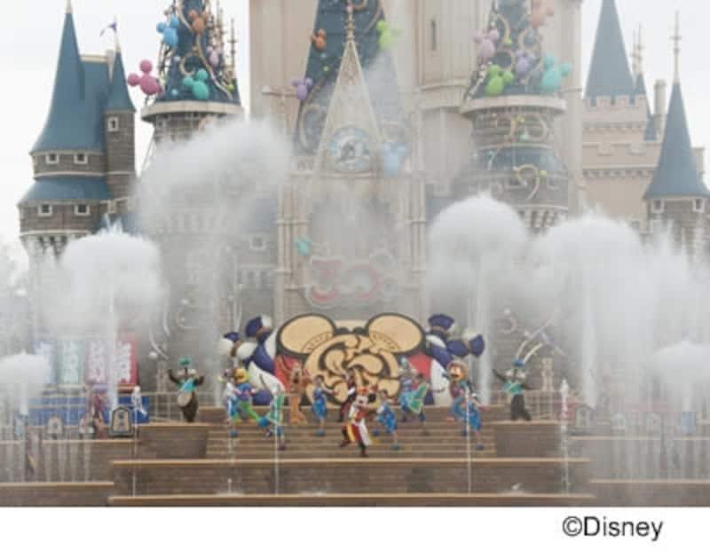 """爽涼鼓舞""""THEEMBU""""(C)Disney"""