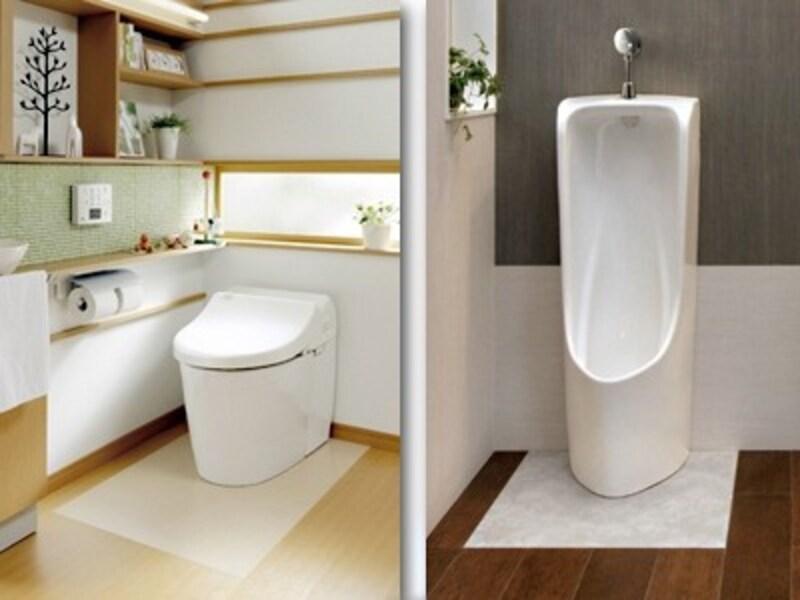 トイレ用床セラミック