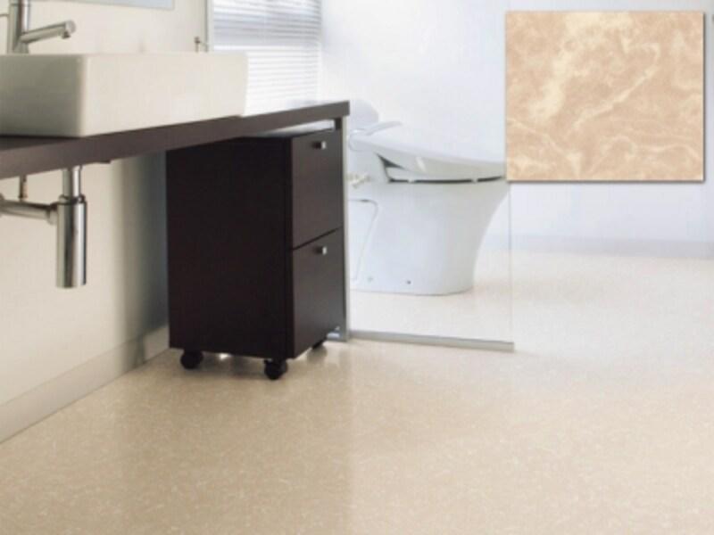 トイレ用床クッションフロア