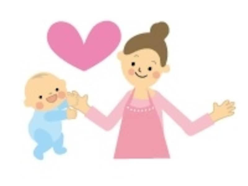 生まれてすぐにはじまる母子のコミュニケーション