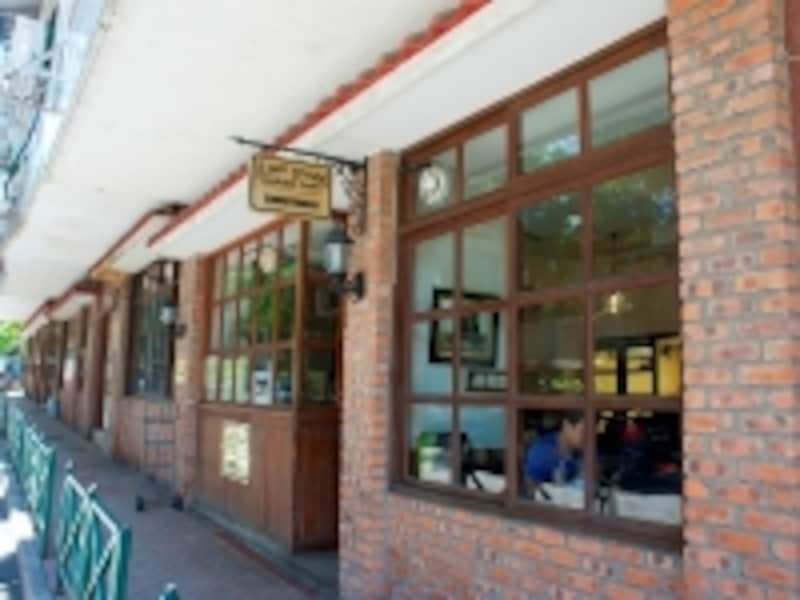 2006年開業のロード・ストウズ・ガーデン・カフェ