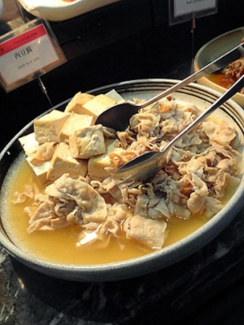 花ごよみ肉豆腐