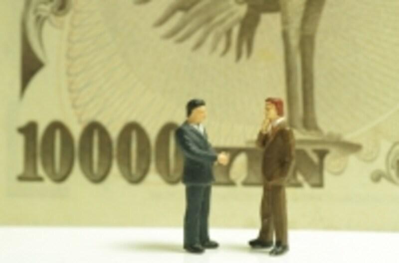 日本の輸出企業が外貨を稼ぐことが円高要因につながる