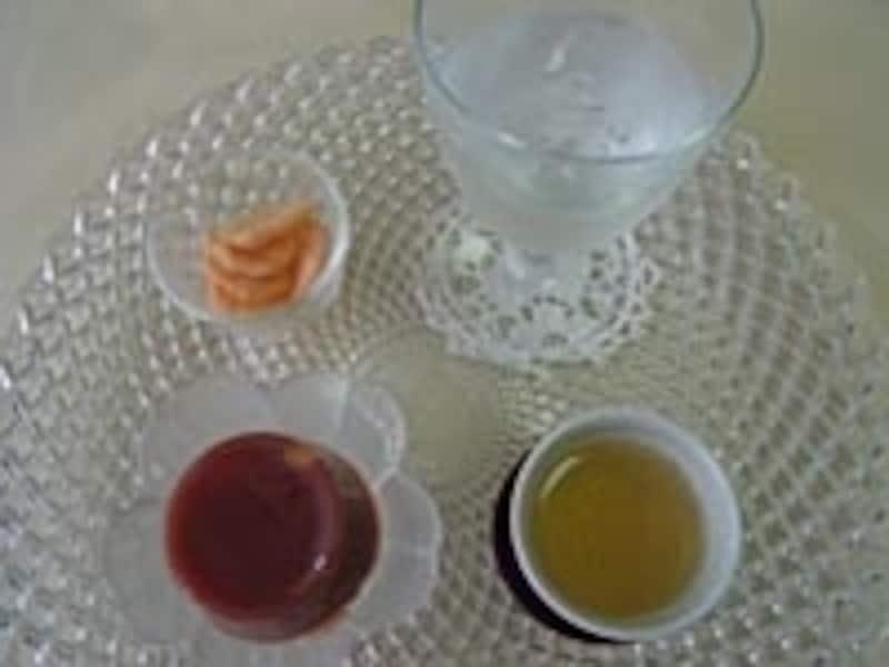 日本茶でティータイム