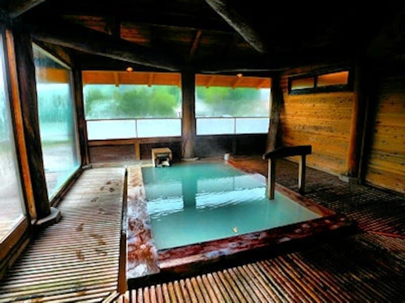 宿泊者専用浴場「万天の湯」