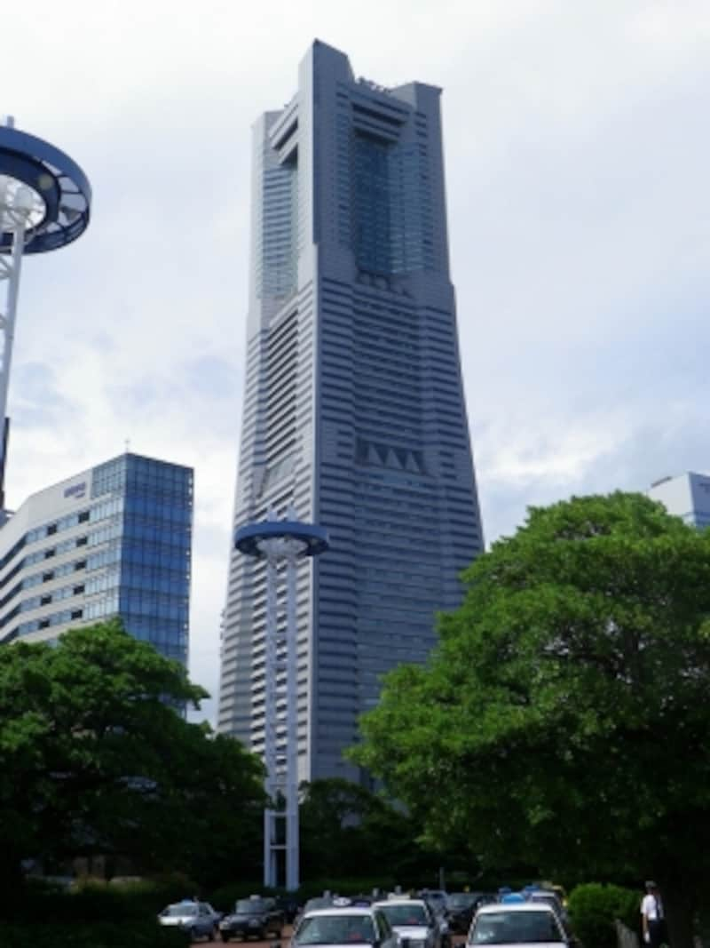 横浜ランドマークタワーundefined