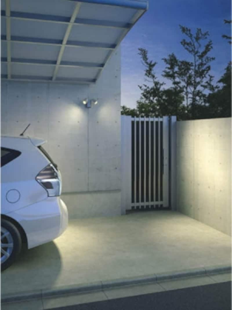 人感センサー付き照明