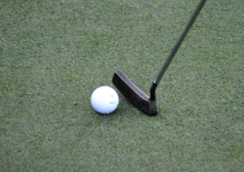 ゴルフはとてもデリケートなスポーツ