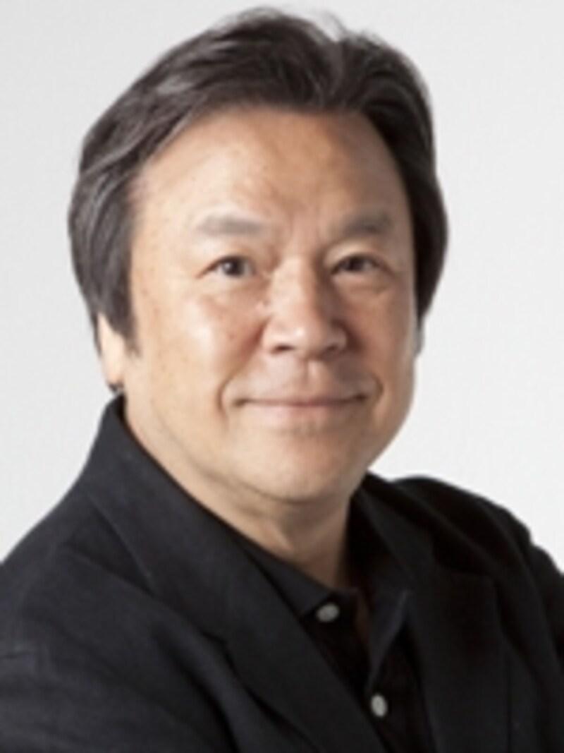 日本屈指のデザイナー喜多俊之氏。公益社団法人日本インテリアデザイナー協会理事長でもある。