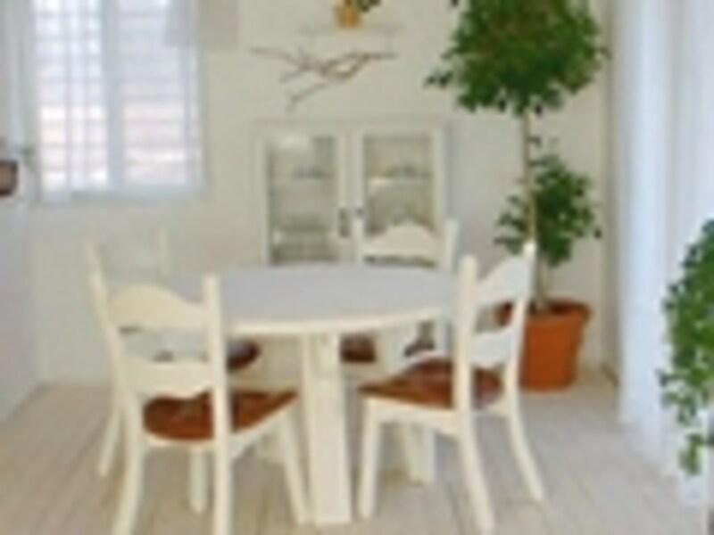 DIYリフォーム実例!白いインテリアの家