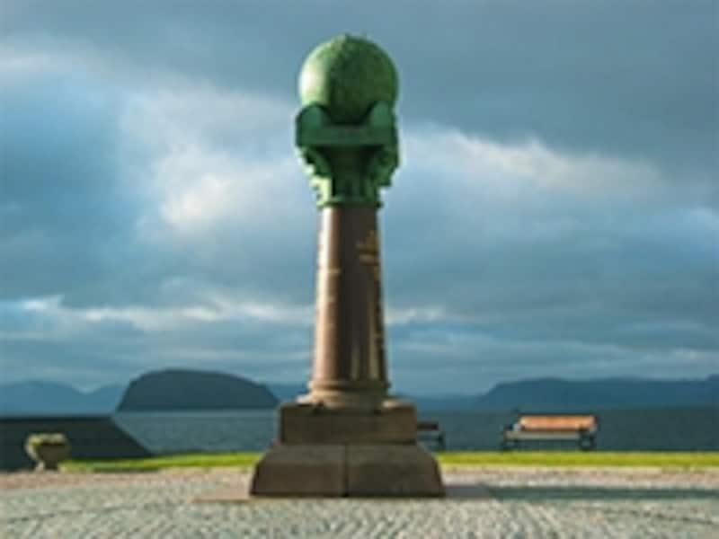 シュトルーヴェの測地弧