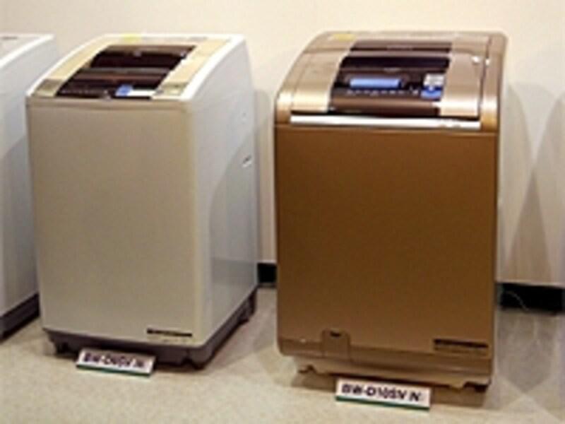 2013年おすすめ洗濯乾燥機・日立