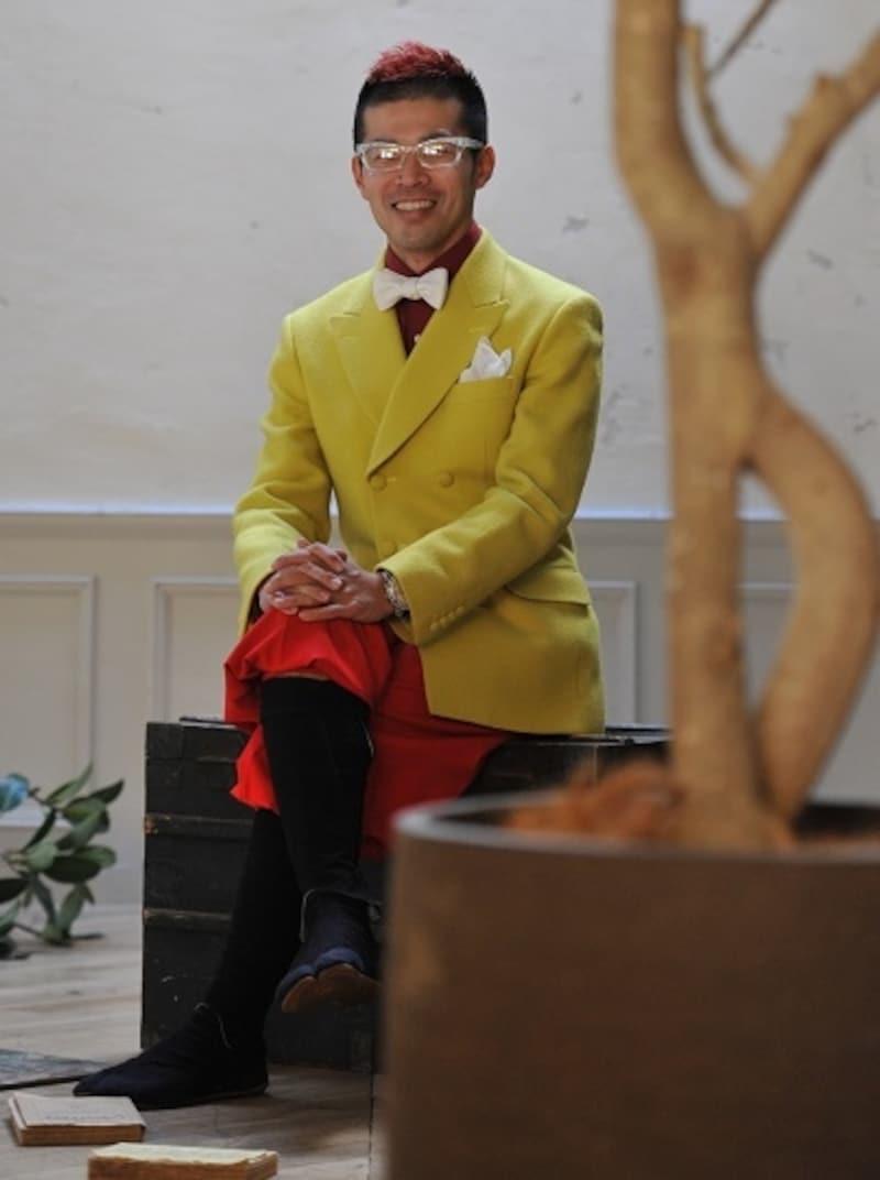 相手に関心を持たれる伊藤さんの服装の例