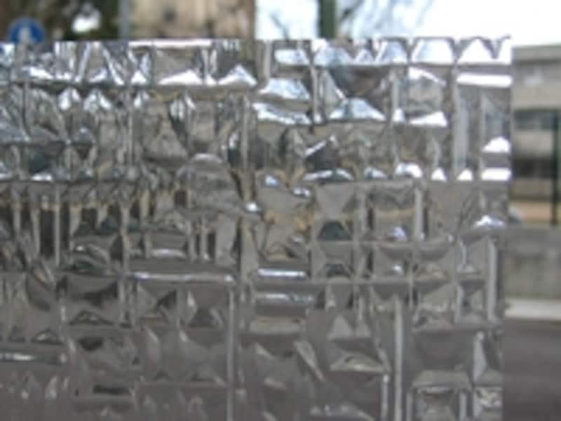 フランス製のランダムな深い型のガラス(エスアイガラス)
