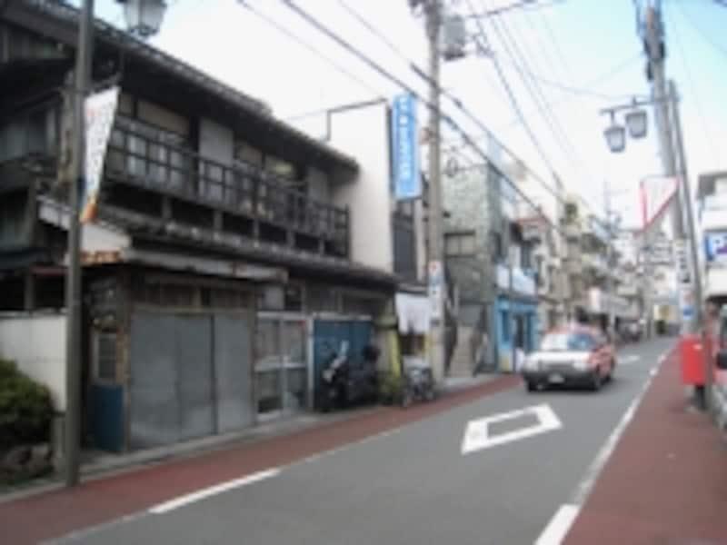鮫洲商店街