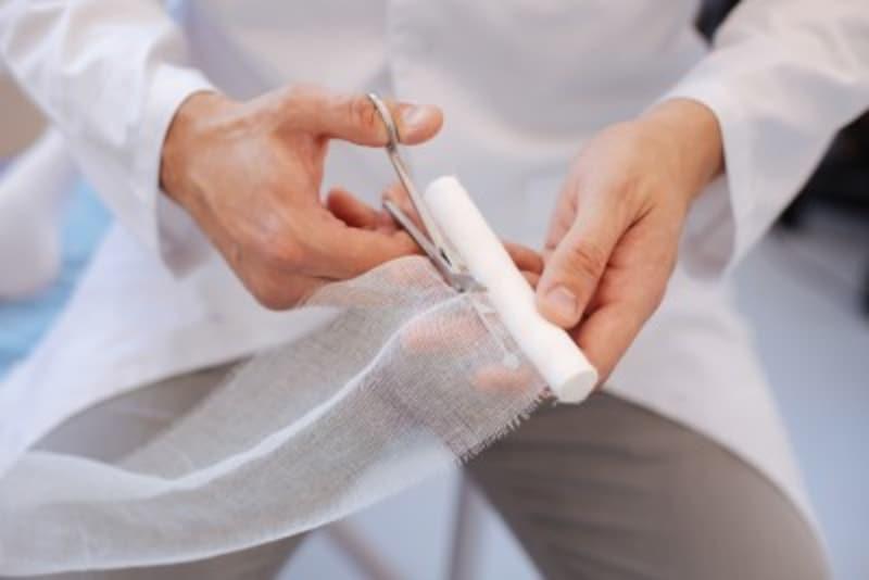 壊疽 菌 ガス