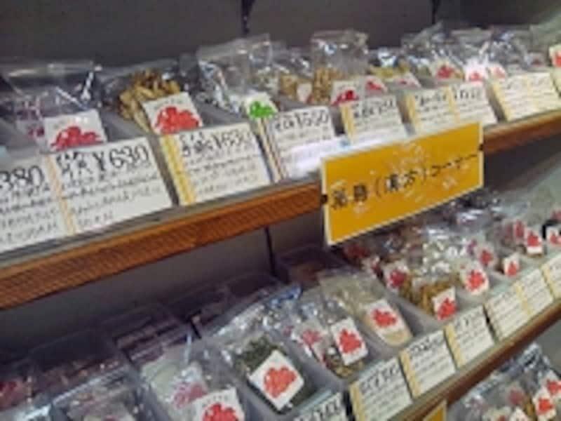 漢方売り場