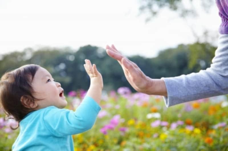 1歳半健診時でのことばの出方や反応は、個人差が非常に大きいものです。