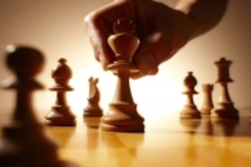 チェスという舞台で/イメージ