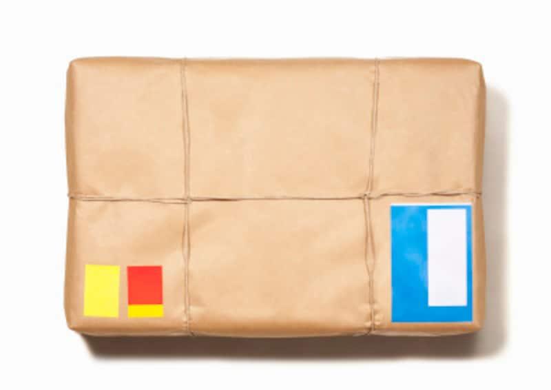 定形外郵便のデメリットは、梱包が必要なこと。