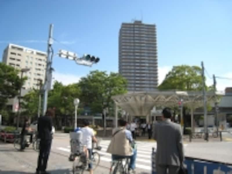 船堀駅前トキタワー