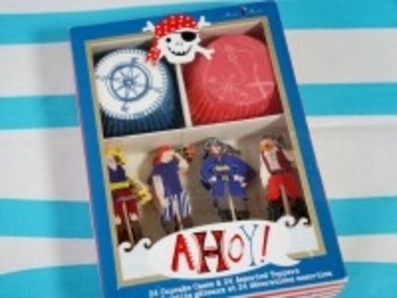 海賊人形ピック
