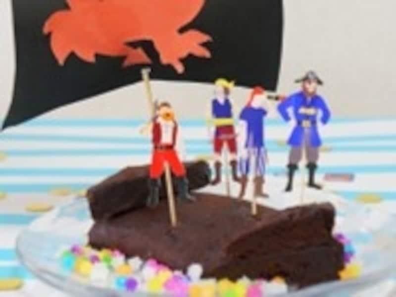 海賊人形型ピック