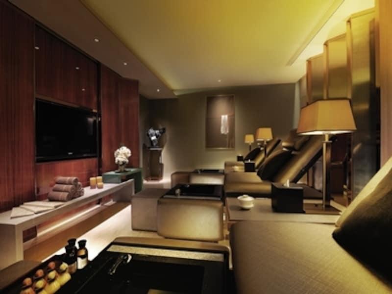 VIPルームのイメージ。個室というわけではない(c)GalaxyMacau