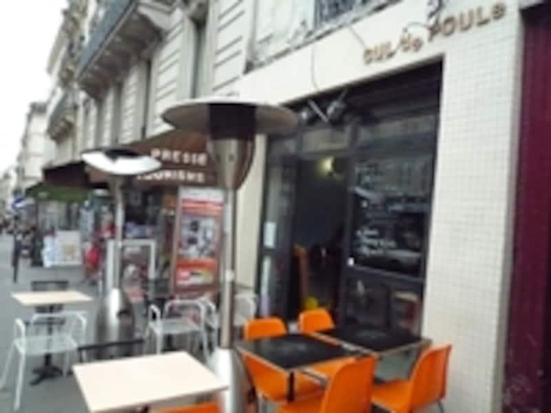 パリで話題のレストラン