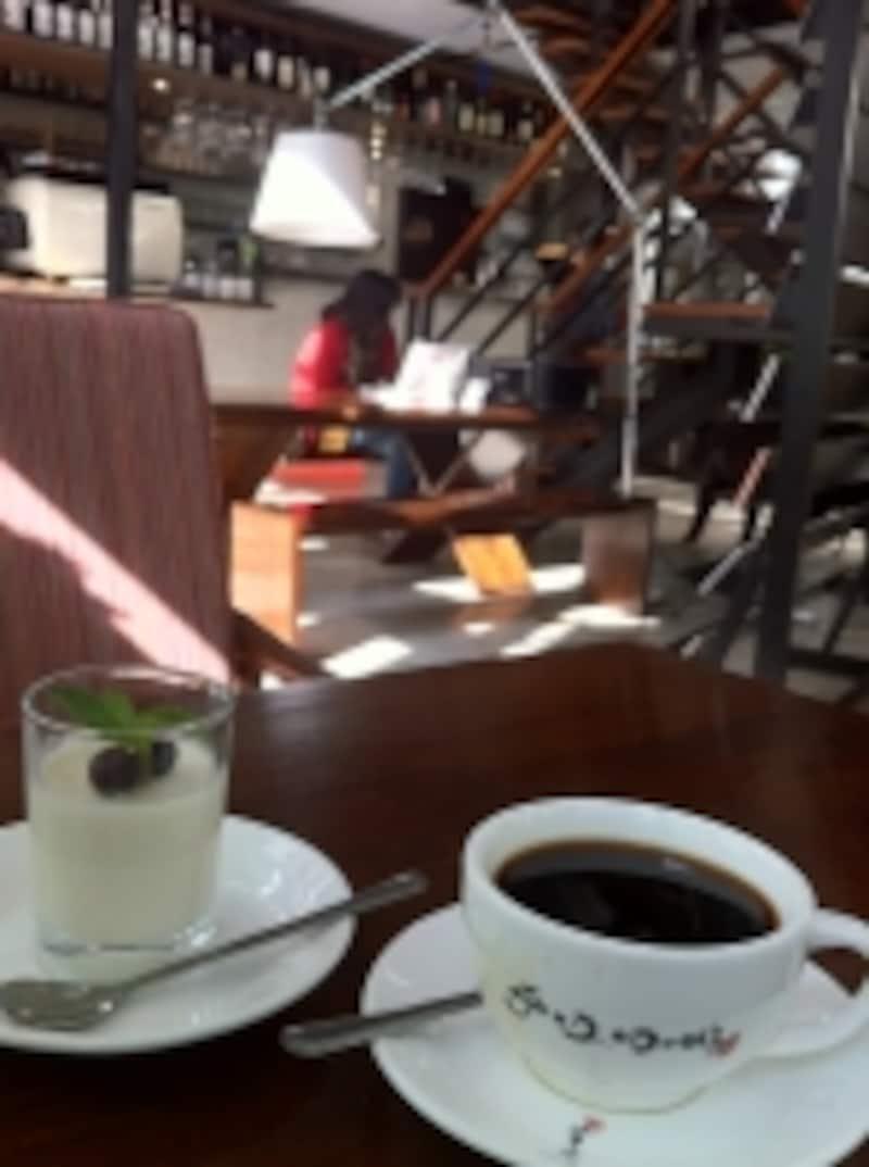 昆明のとあるカフェ