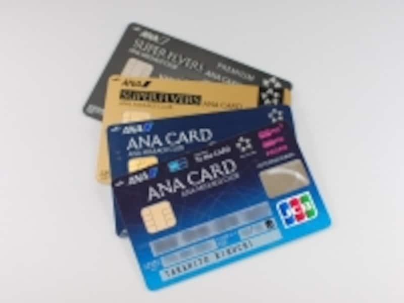 ANAのマイルを貯めるにはANAカード