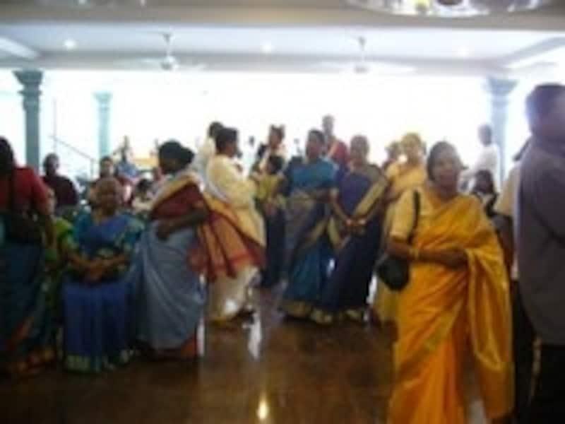インド系マレーシア人、結婚式