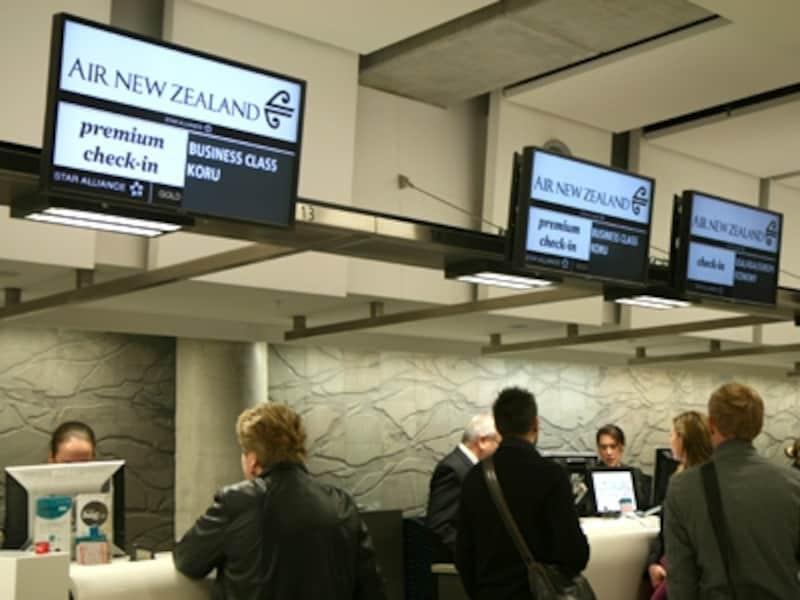 航空券は、ニュージーランド航空の公式ウエブサイトでセールしている場合も