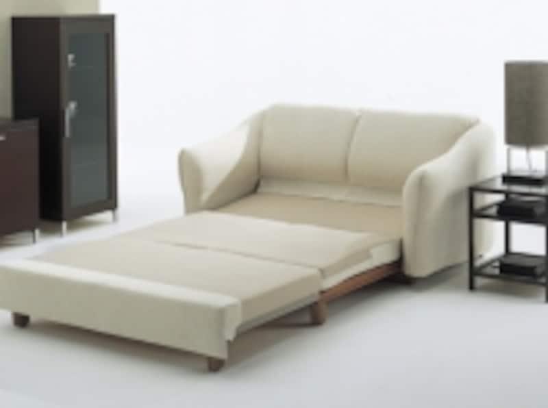 23 部屋を広く賢く使う ソファベッドという選択 ソファソファベッド