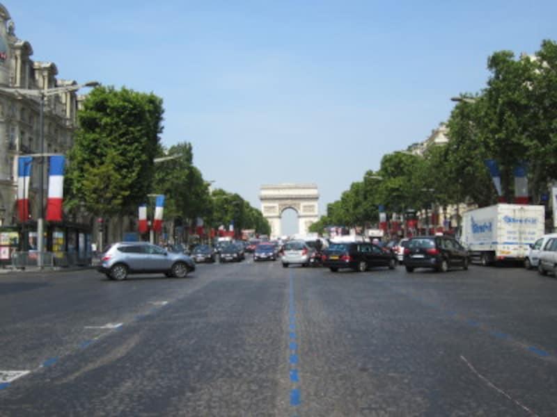 世界中の憧れの大通りを散歩