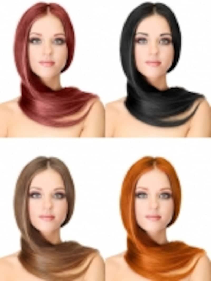 カラーリング後は頭皮もケアしないと、薄毛や抜け毛、白髪といった深刻な悩みの原因に