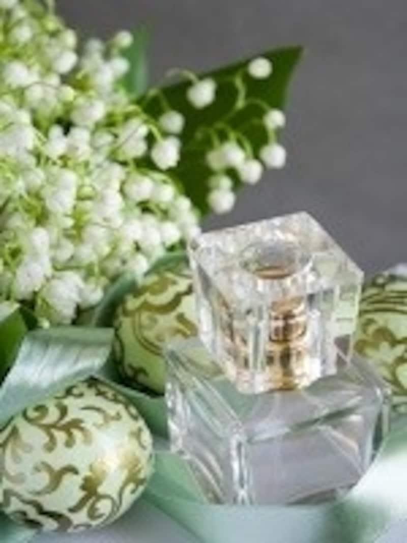 香水で汗のニオイは消せません。香水は、清潔な体に使いましょう!
