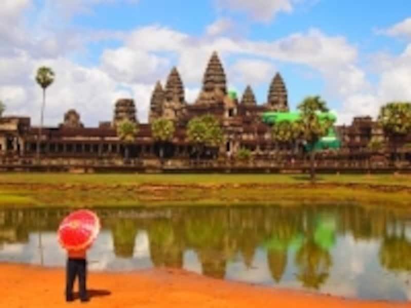 世界遺産であるカンボジアのアンコールワットにはぜひ一度行ってみてほしい
