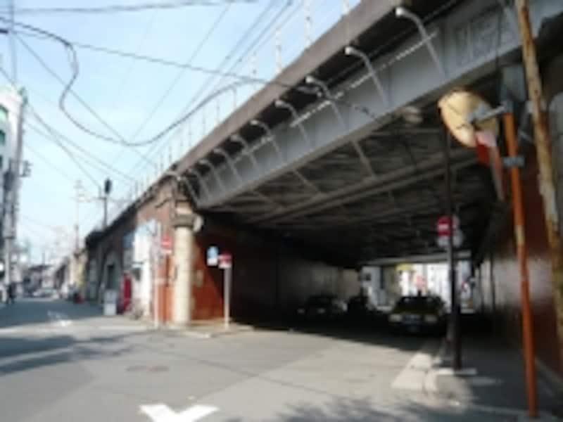 西今川橋架道橋