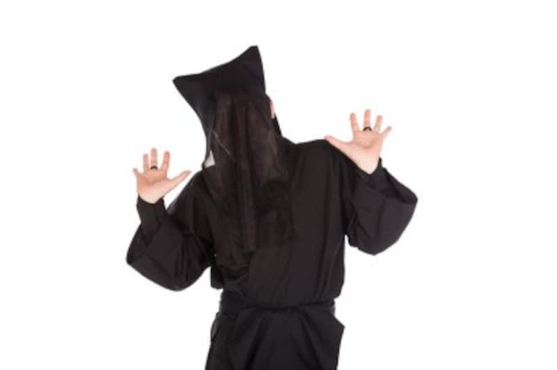 黒衣(くろご)の役割
