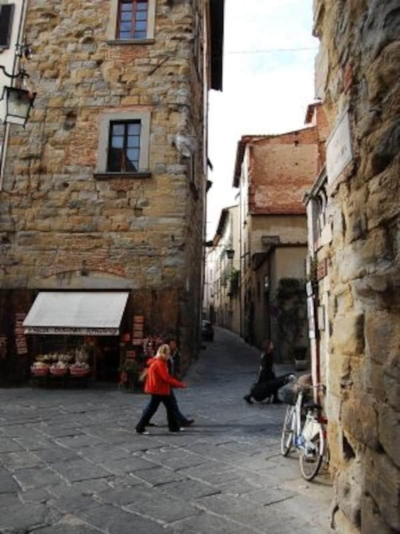 中世時代の面影を残す小さな可愛らしい町が点在するトスカーナ