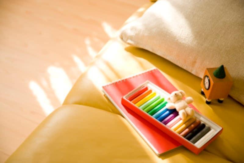クレヨンは鉛筆……和製のフランス語