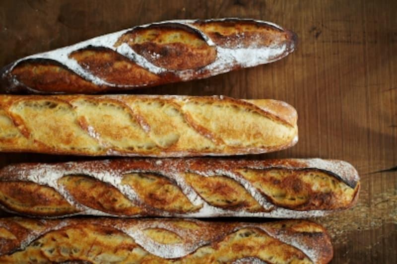 本格派のハード系のパン