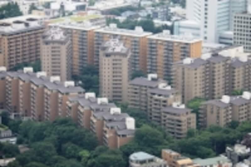 「広尾ガーデンヒルズ」は敷地面積約6.6ha