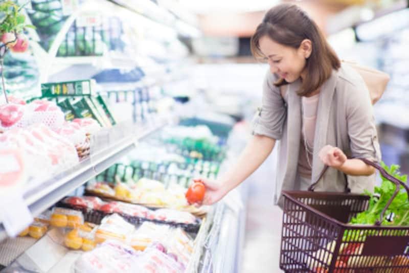 スーパーの安い時間