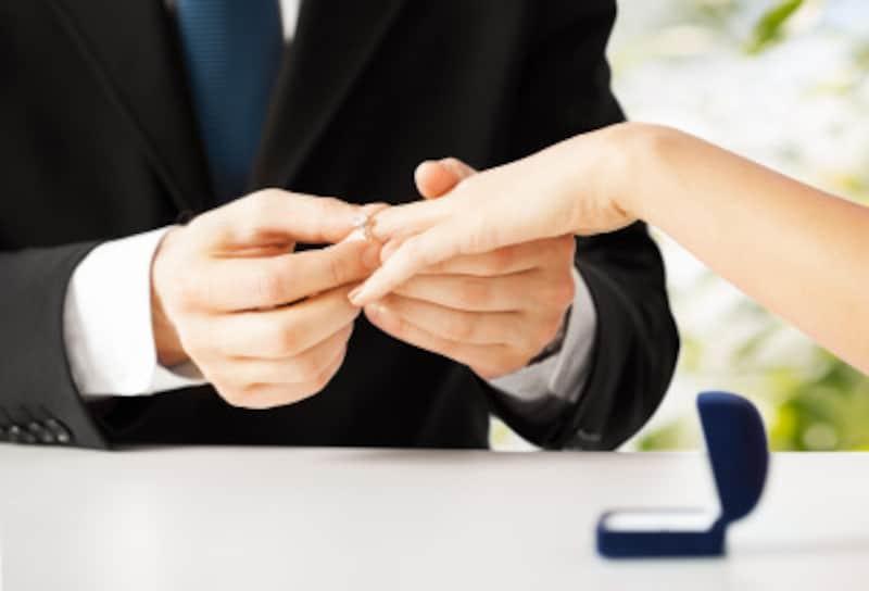 男性が結婚を決意する、または意識する状況とは?