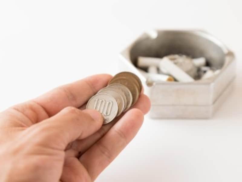 タバコ税・酒税の税率・税収に対する割合・税制改正の影響