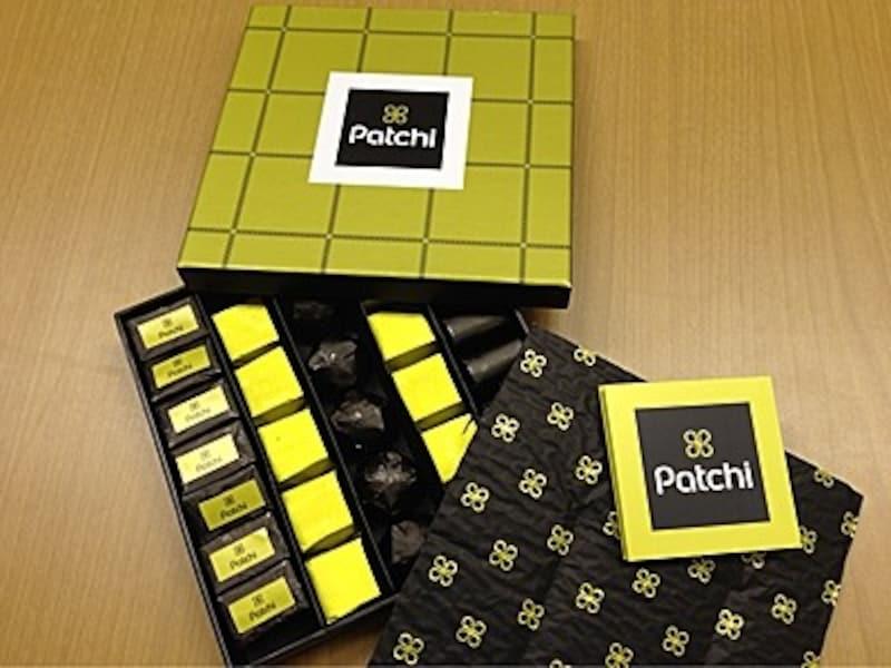 Patchi パッチ ドバイ お土産 おすすめ
