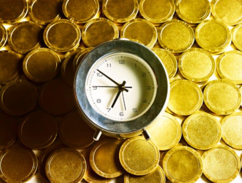 秒単位の時間管理が習慣になっている