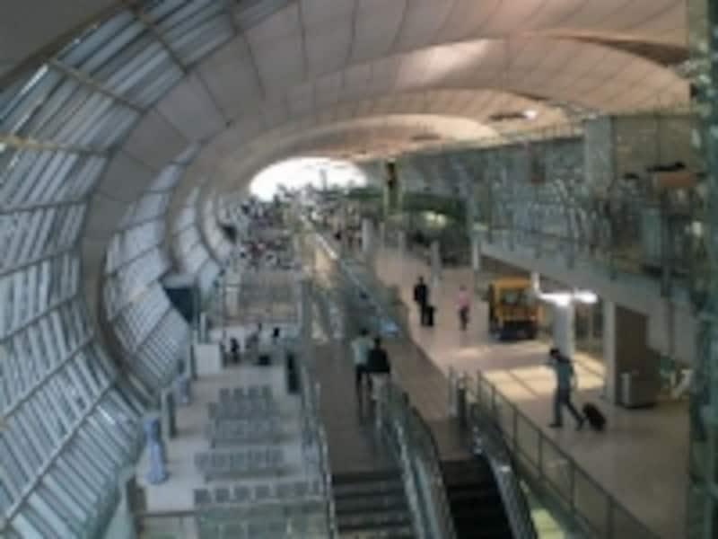 空港のWi-Fi